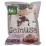 biozentrale Gemüse Chips Rote Beete, 90 g