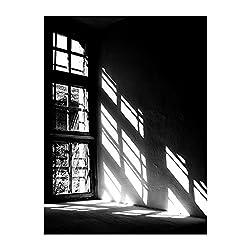 pu ran Modern Lassen Das Licht in Canvas Kunst Wand Poster Bild Gemälde Raum rahmenlose Decor, 2#, 50 x 70 cm