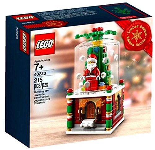 Lego 40223 Schneekugel Limitiertes Weihnachtsset 2016