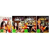 2 Broke Girls - Staffel/Season 1+2+3+4 * DVD Set