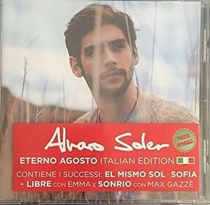 Eterno Agosto - Italian Edition
