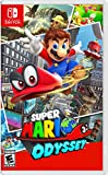 #10: Super Mario Odyssey  (for Nintendo Switch)