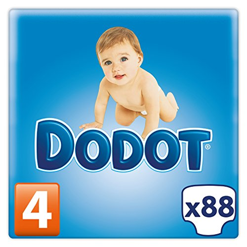 Dodot Children's 88 Layer Set Up to 12 hours of protection Size 4 8-14 kg