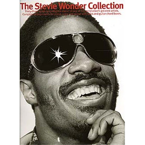 Descargar Libro The Stevie Wonder Collection. Partituras para Piano, Voz y Guitarra(Pentagramas ) de Unknown