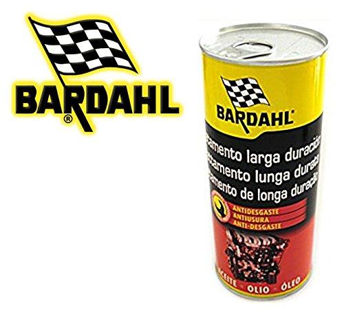 2 x 400 ml OLIO BARDAHL TRATTAMENTO LUNGA DURATA FULLERENE
