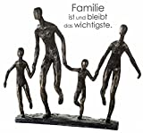Casablanca - Figur, Skulptur, Objekt, Dekofigur - Familie, We are Family - Poly - Höhe: 35 cm