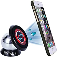 Nochoice® 360° Universale Dashboard Supporto Base Mounts