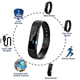 Best Pedometer For Women - Cardio Max JSB Fitness Band Watch for iPhone Review