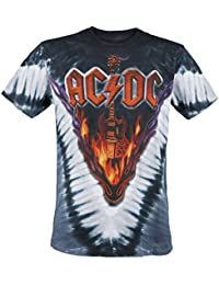 AC/DC Hell's Bells T-shirt allover