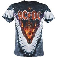 AC/DC Hell's Bells T-Shirt allover