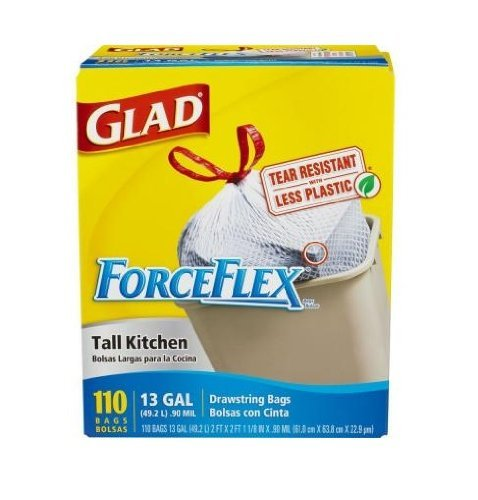 glad-forceflex-drawstring-tall-kitchen-trash-bags-unscented-13-gallon-110-count-by-glad