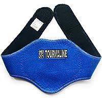KONMED tormalina riscaldamento Blu Collo Pad terapia magnetica per alleviare dolore al collo