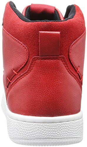 Blend Footwear, Baskets Basses Homme Rouge - Rot (NOVA Red)
