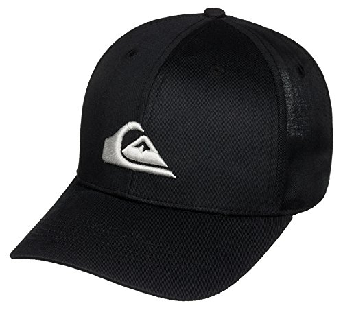 quiksilver-mens-decades-m-hats-kvj0-flat-cap-black-one-size