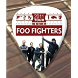 Printed Picks Company Foo Fighters 2011 Tour Premium Guitar Pick x 5 Medium