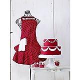 Birkmann 700529 Back Schürze-Cake Couture