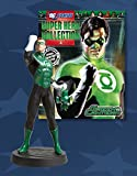 DC Comics - Figura de Plomo DC Comics Super Hero Collection Nº 4 Green Lantern