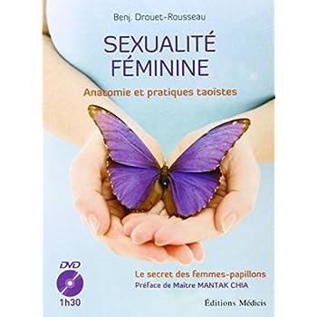 Sexualité féminine : Anatomie et pratiques taoïstes (1DVD)