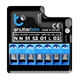 Control remoto inalámbrico de persianas eléctricas, toldos, pantallas...