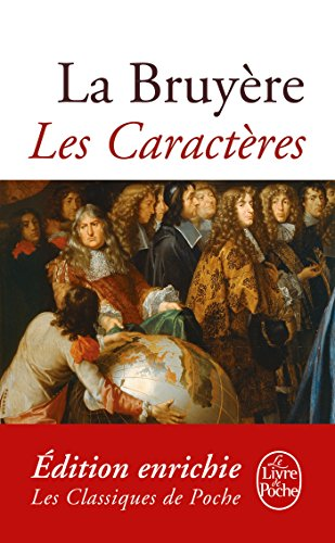 Les Caractères (Classiques t. 1478)
