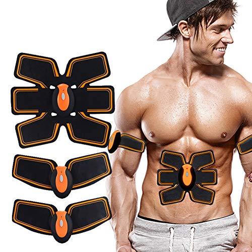 Body Wrap Lange Bein Shaper (CXQZLH Smart EMS Elektrische Pulse Behandlung Body Fitness Massager Bauchmuskeltrainer Wireless Muscle Stimulator Intensive Exerciser)