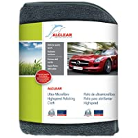 ALCLEAR 822203H Ultra-Microfibre Highspeed Polishing Cloth 40 x 40 cm, perfect for cars / motorcycles / boats preiswert