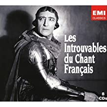 Les Introuvables Du Chant Francais