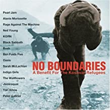No Boundaries-Benefit for the