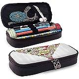Bleistiftbeutel federmäppchen tasche federmäppchen box große kapazität weihnachtsschmuck sammlung multifunktions tasche 20 cm * 9 cm * 4 cm