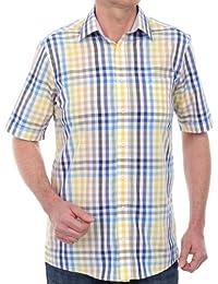 CASAMODA Herren Regular Fit Freizeithemd 941909900-500