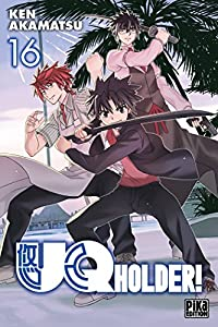 UQ Holder Edition simple Tome 16