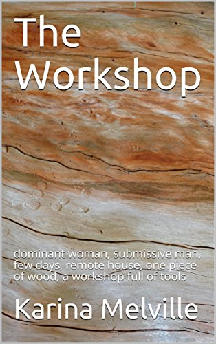 nt woman, submissive man, few days, remote house, one piece of wood, a workshop full of tools (English Edition) (Workshop-tools)
