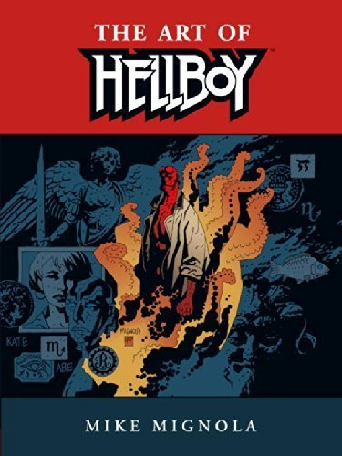 Hellboy: The Art of Hellboy by Mignola, Mike (2004) Paperback