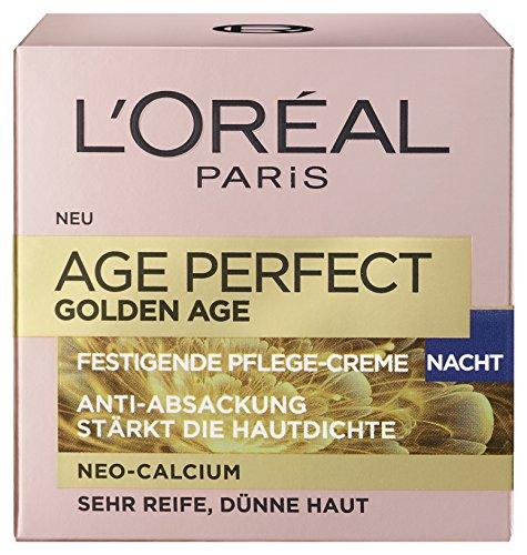 L'Oreal Paris Gesichtspflege Age Perfect Golden Age Gesichtscreme Nacht 50ml