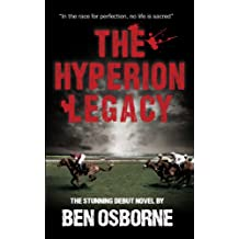 The Hyperion Legacy (Danny Rawlings Mysteries Book 1)