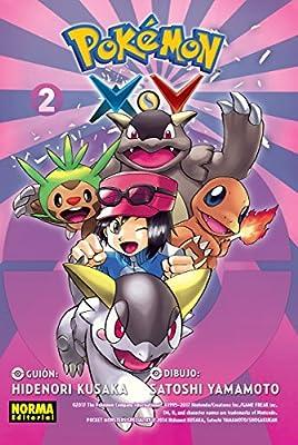 Pokemon X-Y 2 por NORM8 #Norma Editorial
