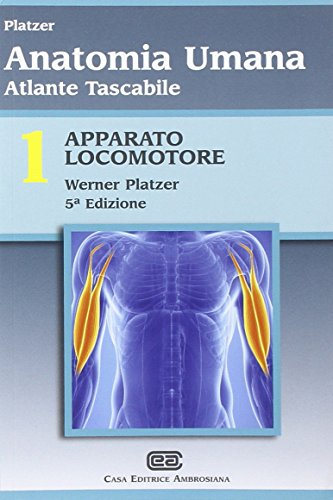 Atlante tascabile di anatomia umana: 1