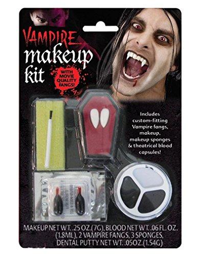 Vampire Make Up Set u. Canini