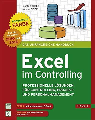 Excel im Controlling: Professionelle Lösungen für Controlling, Projekt- und Personalmanagement