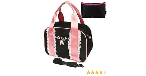 Disegni Di Ballerine Da Disegnare : Kilofly borsa per ballerina con disegno di scarpette da ballo