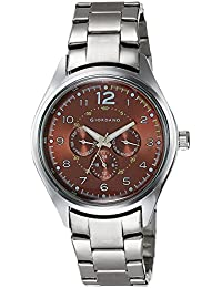 Giordano Analog Brown Dial Men's Watch - DTLMM 60064-33