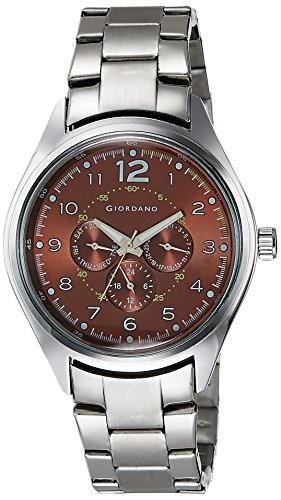 Giordano Analog Brown Dial Men's Watch - DTLMM 60064-33
