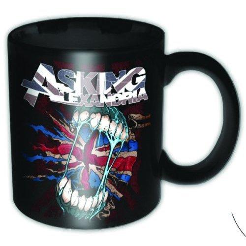 Kaffeetasse-Flag Eater Alexandria Music Box