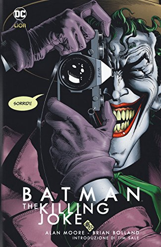 The killing Joke. Batman