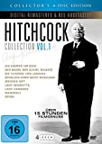 Alfred Hitchcock Collection - Vol. 1 [Collector's Edition] [4 DVDs]