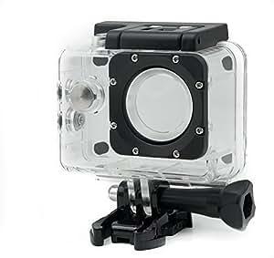 QUMOX coque de protection étanche pour Caméra sport Cam SJ4000 wifi SJ4000 Neuve