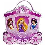 Princesas Disney - Maletín de maquillaje en forma de carruaje (Markwins 9347600)