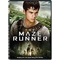 The Maze Runner by Dylan O'Brien