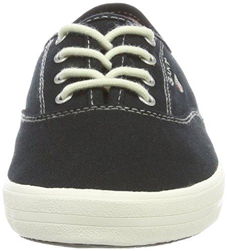 GANT Damen New Haven Sneaker Schwarz (Black)