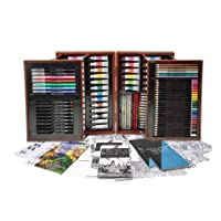 Art 101 All Media Artist Set - 154 Pieces